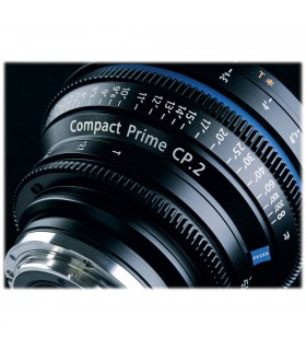 Zeiss Compact Prime CP.2 85mmT2.1 Cine Lens - PL Mount