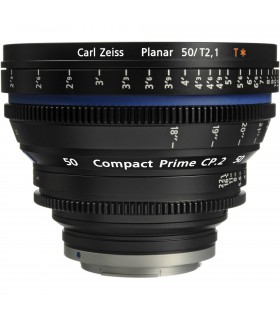 Zeiss Compact Prime CP.2 50mmT2.1 Cine Lens - EF Mount