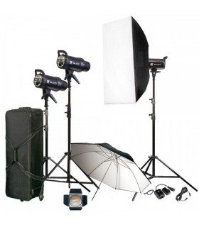 S&S 300J Studio Flash Kit SK-300