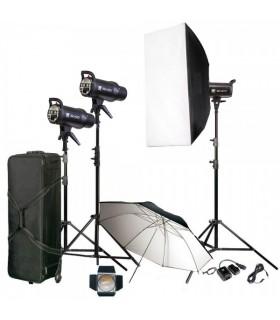 S&S 400J Studio Flash Kit SK-400