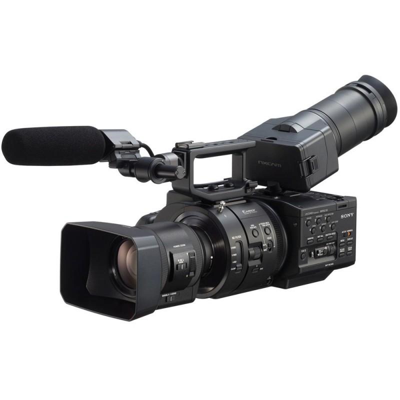 انواع دوربین های فیلم برداری حرفه ای رسانه ای، تبلیغاتی و سینمایی ...Sony NEX-FS700R Super 35 Camcorder with 18-200mm f/3.5-6.3