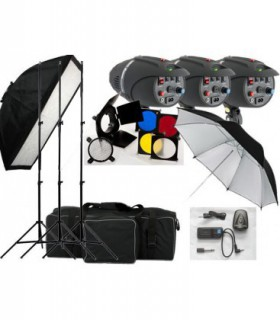 S&S 180J Studio Flash Kit GY-180