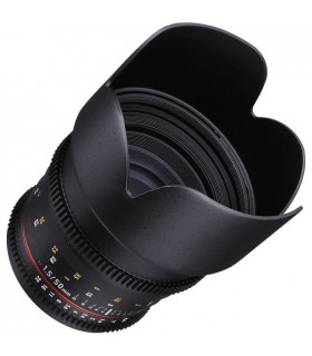 Samyang 50mm T1.5 VDSLR AS UMC Cine - Canon Mount