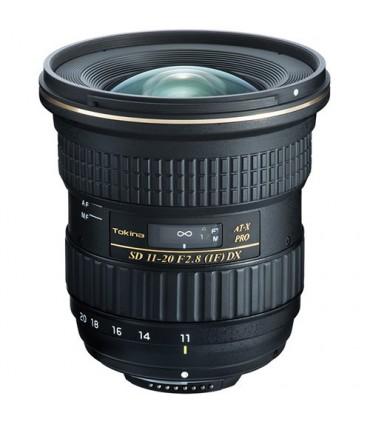Tokina AT-X 11-20mm f/2.8 PRO DX - Nikon Mount