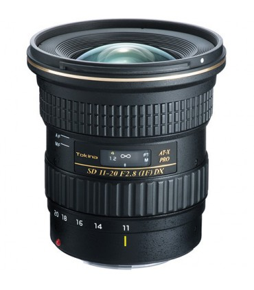 Tokina AT-X 11-20mm f/2.8 PRO DX - Canon Mount