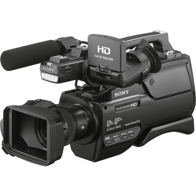 انواع دوربین های فیلم برداری حرفه ای رسانه ای، تبلیغاتی و سینمایی ...Sony HXR-MC2500 Shoulder Mount AVCHD Camcorder