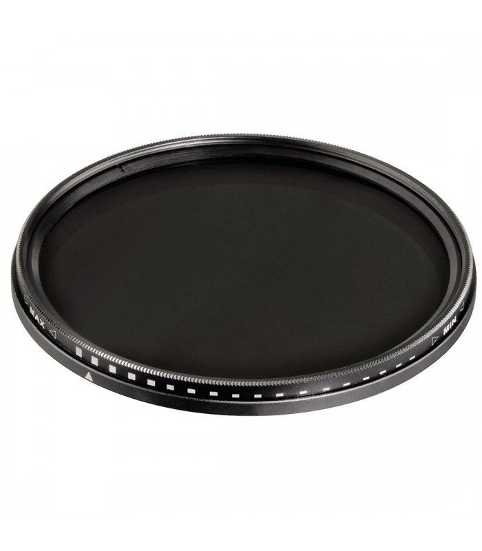 Hama Filter Vario ND2-400 Neutral-Density Filter, coated, 52.0 mm