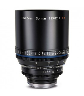 Zeiss Compact Prime CP.2 135mm T2.1 - Canon Mount