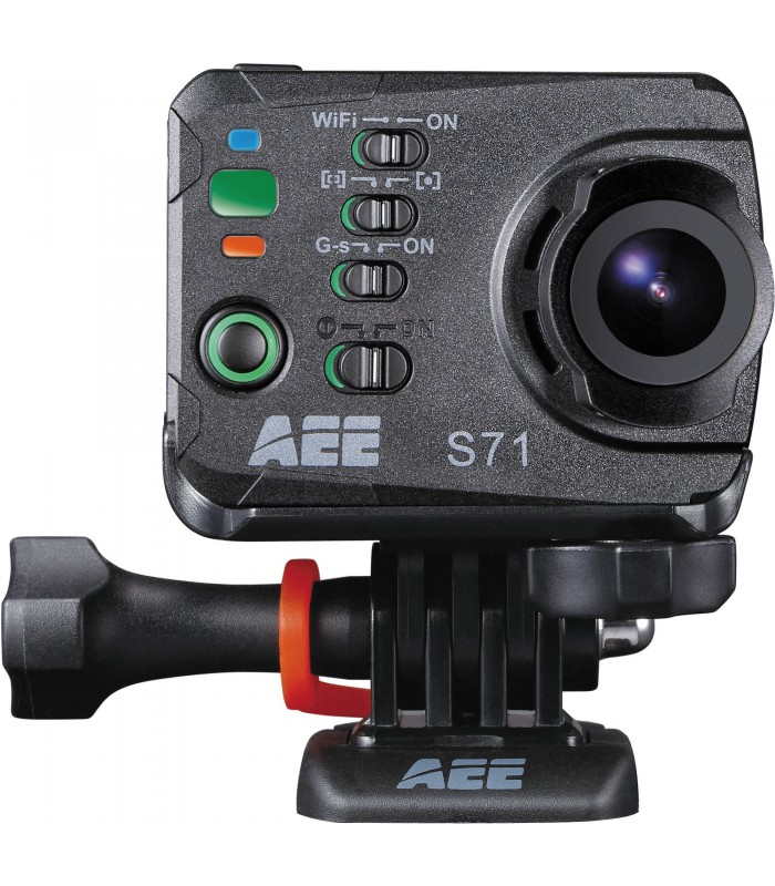 AEE S71 16MP 4K Wi-Fi Action Camera