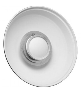 Hensel 22 ACW White Beauty Dish Reflector