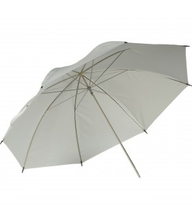 Hensel Umbrella - White Translucent- 32""