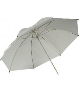 Hensel Umbrella - White Translucent- 107 cm