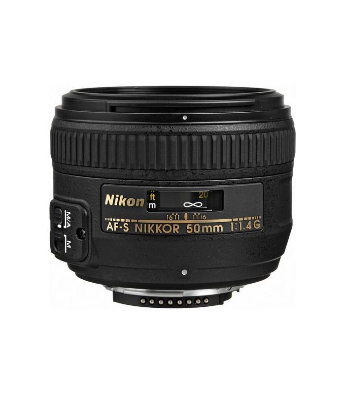 Nikon AF-S NIKKOR 50mm f1.4G