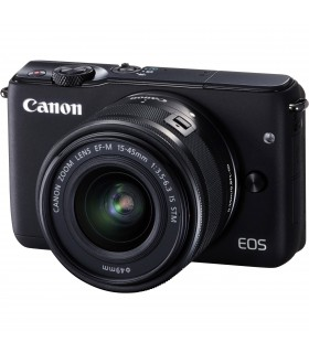 Canon EOS M10 + 15-45mm