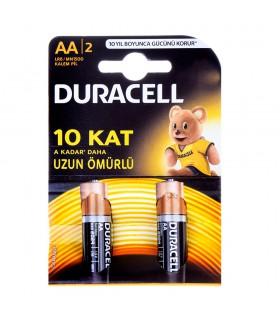 Duracell 2xAA Battery