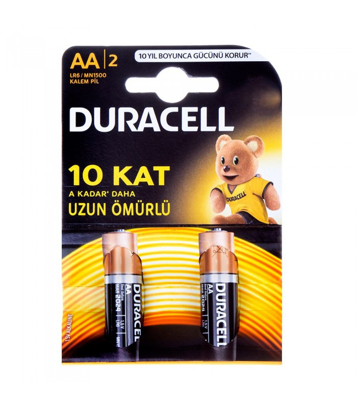 Duracell 2xAA Battery