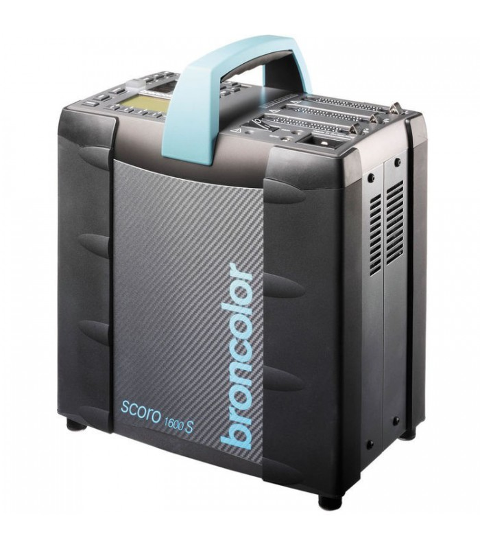 Broncolor Scoro S 1600 RFS 2 Power Pack (100-240V)