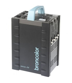Broncolor Senso A4 2,400Ws Power Pack