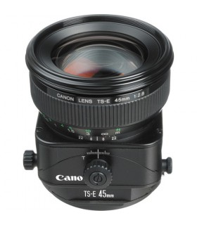 لنز دست دوم کانن مدل TS-E 45mm f/2.8