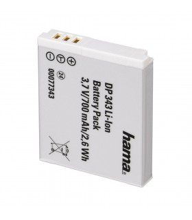 Hama Li-Ion Battery for Canon NB-6L - DP 343