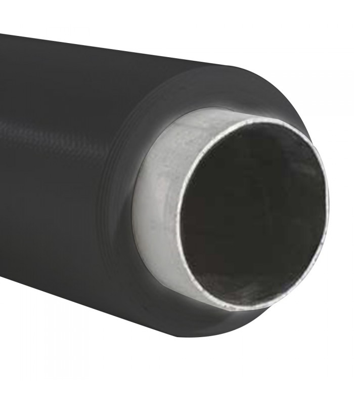 Background Roll 3m x 5m Black with Iron Tube