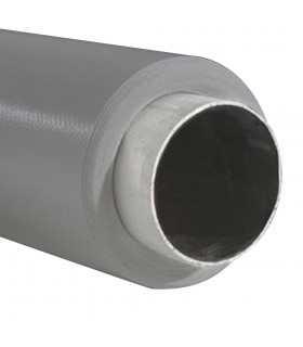 Background Roll 3m x 5m Gray with Iron Tube