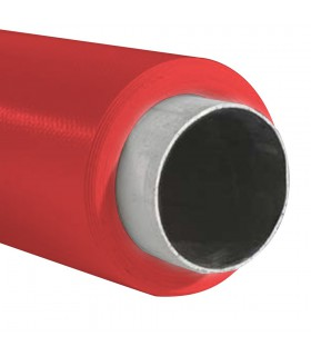 Background Roll 3m x 5m Red with Iron Tube