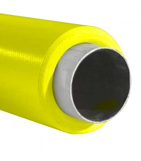 Background Roll 3m x 5m Yellow with Iron Tube