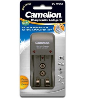Camelion Mini Travel Charger BC-1001A