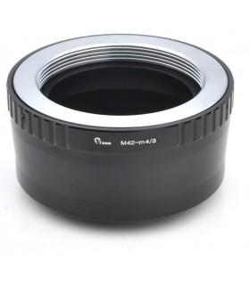 Pixco Lens Adapter for M42 Lens to Micro 43 Lens