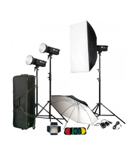 S&S 200J Studio flash Kit TC-200