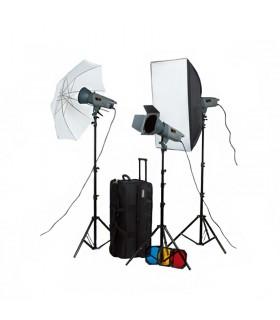 Vistar Studio Flash Kit 200J - VE200