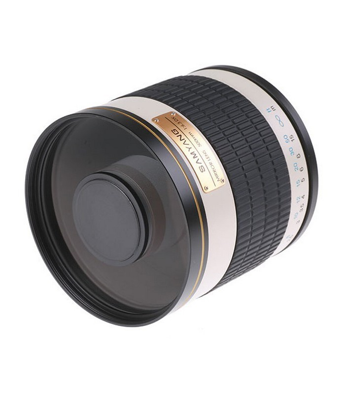 Samyang 500mm MC IF f6.3 Mirror