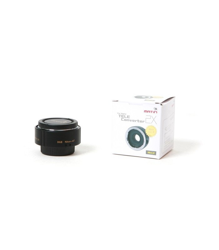 Matin 2X Tele Converter for Canon