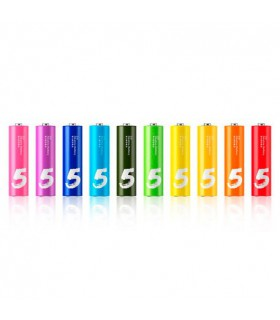 Xiaomi Rainbow AA Batteries (10 pcs)