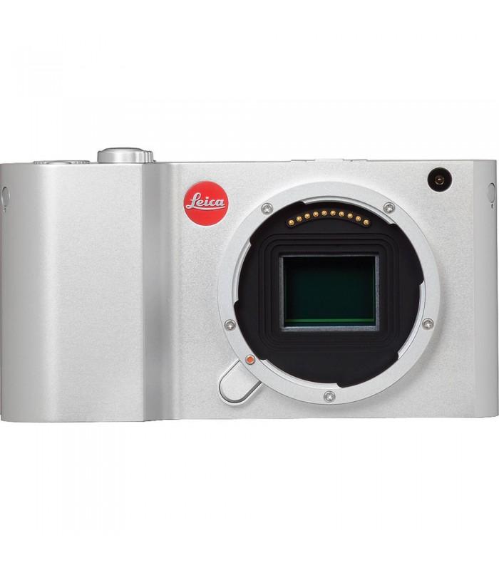 Leica T Mirrorless Digital Camera - Silver