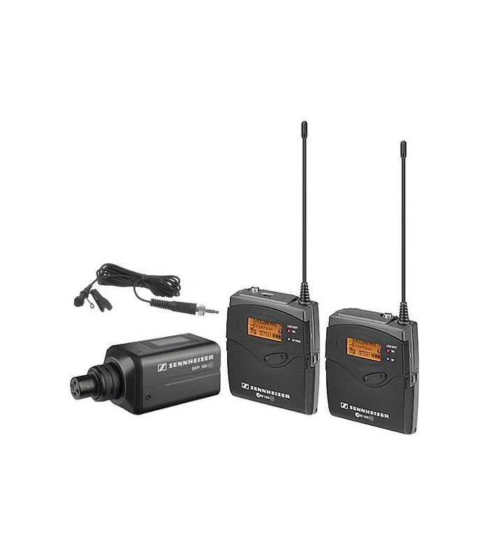 Sennheiser ew 100 ENG G3 Wireless Microphone Combo System - A