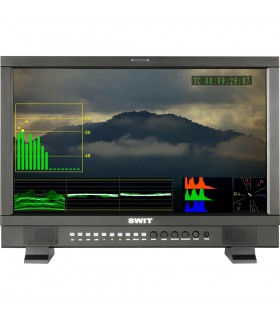 "SWIT S-1222F 21.5"" FHD SDI/HDMI Waveform Studio Monitor"