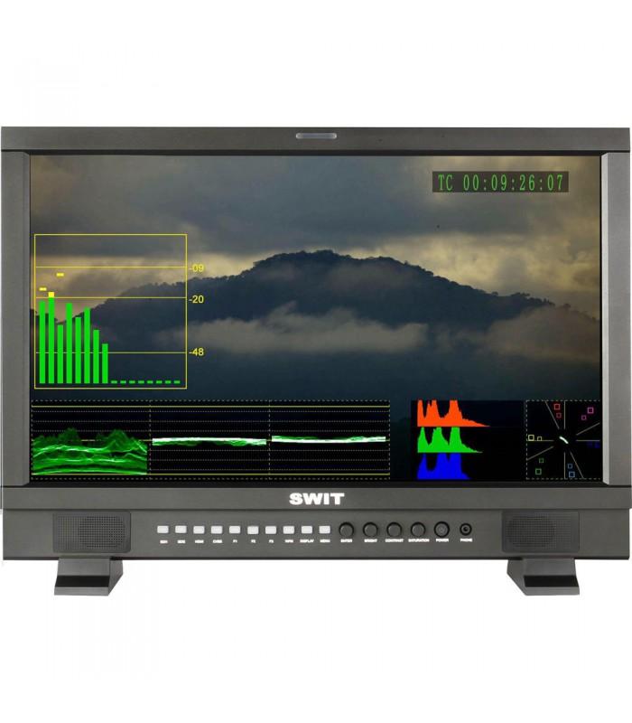 "SWIT S-1222F 21.5"" FHD SDIHDMI WAVEFRM STUDIO MNTR"