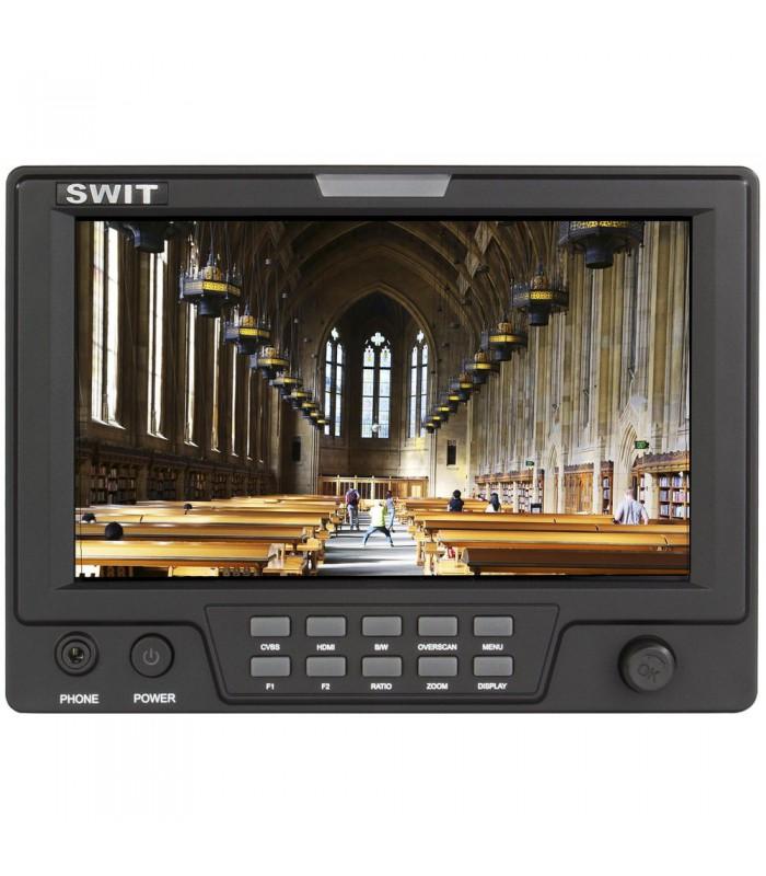 "SWIT S-1071C 7"" On-Camera HDMI Monitor"