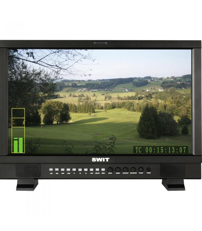 "SWIT S-1221H 21.5"" 3G SDIHDMI Waveform Studio Monitor"
