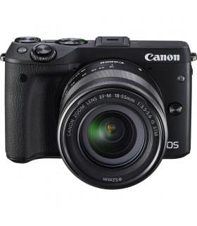 Canon EOS M3 + 18-55mm STM + 22mm STM