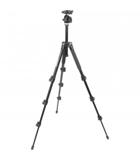 Manfrotto 293 Tripod with 494RC2 Quick Release Mini Ball Head - MK293A4-A0RC2