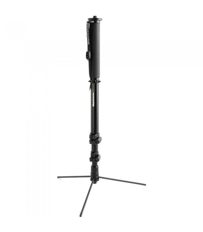 Manfrotto 682B Pro Self Standing Monopod with 234 Monopod Head Kit