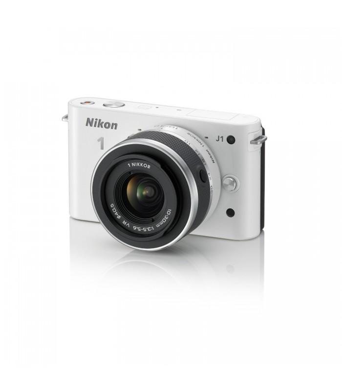Nikon J1 +10-30mm VR
