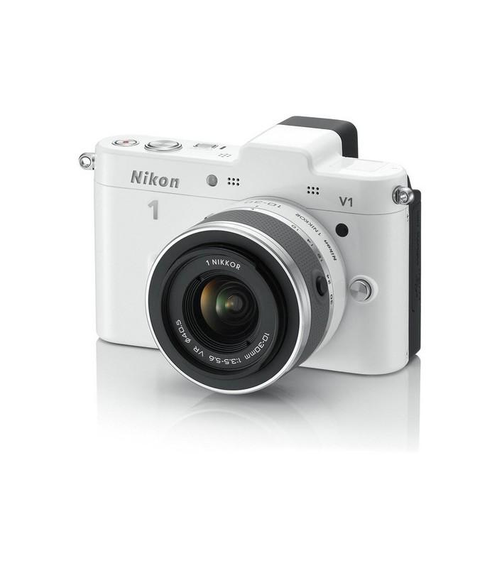 Nikon V1 +10-30mm VR