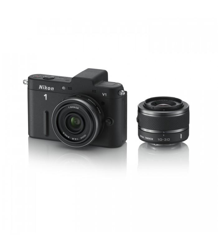 Nikon V1 +10mm and 10-30mm VR