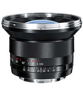 Carl Zeiss 18mm f/3.5 Distagon T* 3.5/18 ZE (Canon Mount)