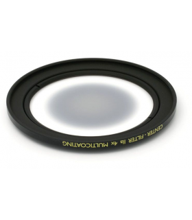 Rodenstock Center filter E72 for HR AlpagonDigaron-S 5.6/23mm and HR Digaron-S 4.5/28mm