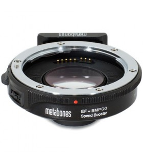 Metabones Canon EF Lens to Blackmagic Pocket Cinema Camera Speed Booster